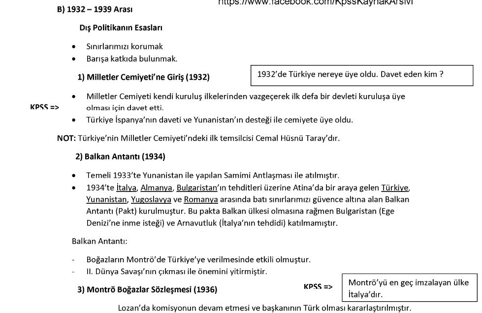 Çağdaş Türk ve Dünya Tarihi Konu Anlatım PDF